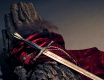 The Swordsman Whose Name Was Not Death by Ellen Kushner