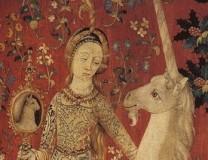 The Unicorn Tapestries by Helen Pilinovsky