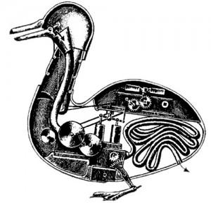 Le Canard Digerateur