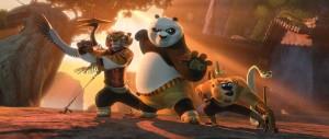 Kung Fu Panda and the Furious Five