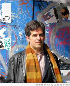 Jonathan Lethem photo by Julie Jo Fehrie