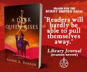 A Dark Queen Rises
