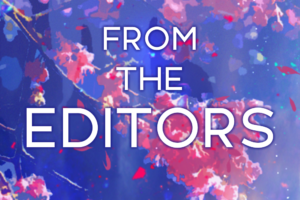 From the Editors